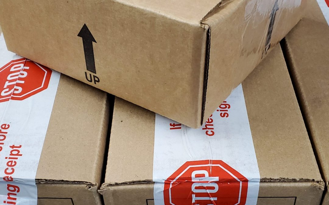 What's in todays boxes? 15Jul21