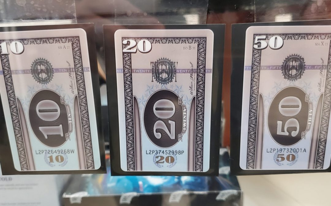 New Iron Wyvern currency.